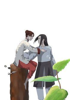 Neji And Tenten, Naruto Y Boruto, Sarada Uchiha, Narusaku, Anime Naruto, Loving Him Was Red, Chibi, Naruto Characters, Fictional Characters