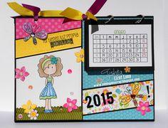 Empezando 2015... Calendario con Dilo en Español