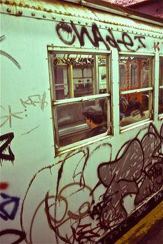 1970s Graffiti