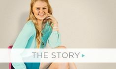 The story of how a 14 year old entreprenuer started this amazing company will wow you!  She is such an inpiration!