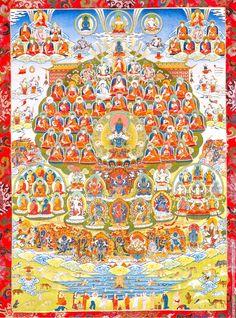 Karma Kagyü menedékfa