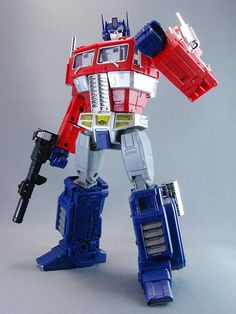 Transformers Masterpiece MP-10 Convoy (Optimus Prime)