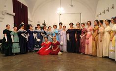 An 1830s Ball in Warsaw, with some lovely dresses and variety of color.