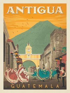 Anderson Design Group – World Travel – Guatemala: Antigua