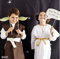How to Plan a Star Wars™ Birthday Party | Pottery Barn Kids - Leila's buns