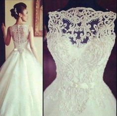 Wedding dress // My absolut favorite