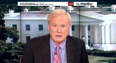 """Chris Matthews Loses His Mind Over Ted Cruz: """"I Don't Want To Use The Word Terrorism, But…"""""""