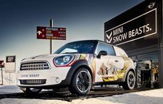 #MINI Snow Beast