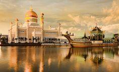 Du lịch Brunei giá rẻ dịp tết