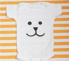 Cute DIY Onesies and kids shirts.