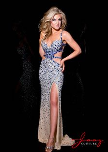 9859bb6cfe8 Shop for Jasz Couture prom dresses at PromGirl. Jasz Couture prom and  pageant gowns