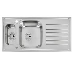 browse our huge range of cheap stainless steel kitchen sinks  our models range from small to large and your sink will come with uk next day delivery  abode arka 100 stainless steel sink   abode   pinterest      rh   pinterest com