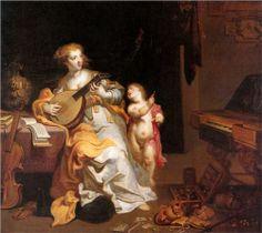 Allegory of Vice - Theodoor van Thulden