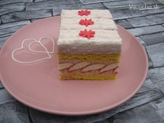 sk - recepty a videá o varení Slovak Recipes, Vanilla Cake, Ale, Food And Drink, Pudding, Cupcakes, Baking, Sweet, Advent