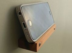 #Bonanza #Cell #Mobile #Phone #Wall #Mount #Tablet #Stand #Home #Bedroom #Holder #Universal Gift #Handmade