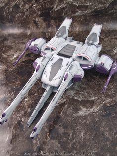 RG 1/144 Strike Freedom Gundam + Meteor Unit - Painted Build     Modeled by 小怪_TinyOdd