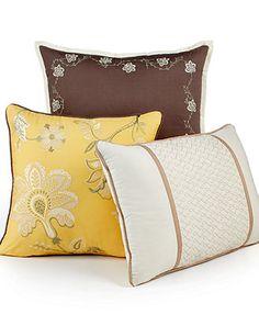 Martha Stewart Collection Provence 6 Piece Queen Comforter