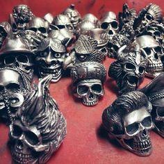 Fourspeed Metalwerks rings. Sedapp