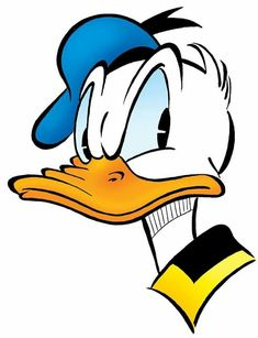 Disney Best Friends, Mickey And Friends, Disney Family, Duck Cartoon, Cartoon Faces, Cartoon Drawings, Disney Cartoon Characters, Disney Cartoons, Disney Duck
