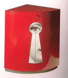 loveisspeed.......: Piero Fornasetti House and furniture...lovely!