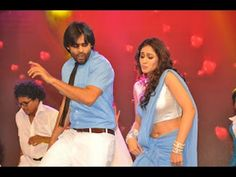 Sai Dharam Tej, Regina Dance Performance On Megastar Songs at Subramanya...