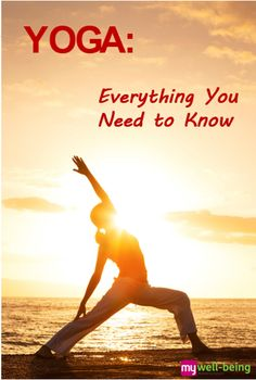 #Yoga: Everything You Need to Know #mwbforme #boomer #fitness