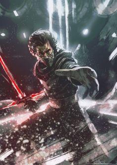 'The Last Jedi' Kylo Ren - Christian Rosado
