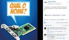 Postagem para o Facebook do Cedaspy. Curitiba-PR