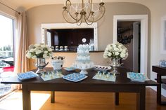 classy baby showers - Google Search