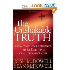 The Unshakable Truth is uniquely positioned in the way it presents apologetics relationally, focusing on how right believing affects not only believers but also the people they encounter.
