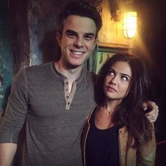 NathanielBuzolic: What was #daniellecampbell light bulb moment here??? Caption below.... #kolvina