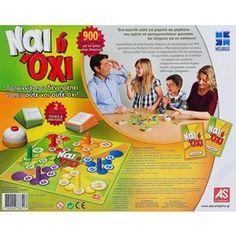 Επιτραπέζιο ΝΑΙ Η ΟΧΙ - AS Games, Gaming, Plays, Game, Toys