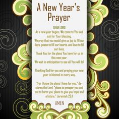 Praising and Worshiping Our Lord and Savior for an Abundant New Year in Happy New Years Eve, Happy New Year Everyone, New Years Prayer, Prayer Poems, God Bless You, Lord And Savior, God First, Praise And Worship, Dear Lord