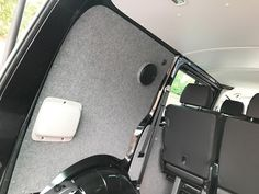 Volkswagen T6 2017 with custom made rear panels for JL Audio ZR650-CSi speakers.  Custom made panels are priced from 599 for Volkswagen Transporters T5 & T6.  #CEN #vw #volkswagen #vwt5 #vwt6 #vwlife #vwlove #vwlovers #custommade #audio #speakers #jlaudio #cars #vans #carsofinstagram #carstagram #carshow