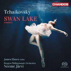 Den Klassiske cd-bloggen: Tsjaikovskys nydelige svane