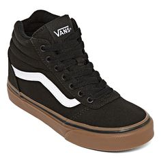 a6d70bceb030 Vans Ward Hi Unisex Skate Shoes - Big Kids