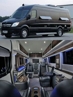 When you have a minivan, you can do many things into it since it gives you a spacious spot. You can create your camping minivan to have fun with your family. This minivan can serve you the camping ideas due… Continue Reading → Mini Vans, Luxury Van, Luxury Life, Luxury Yachts, Van Camping, Luxury Motorhomes, Monospace, Camping Organization, Organization Ideas