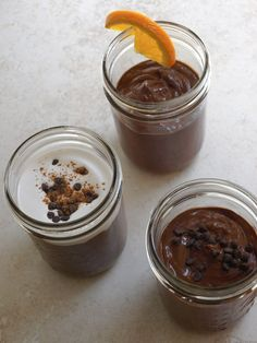 THE SIMPLE VEGANISTA: Raw Chocolate Pudding: 3 Ways