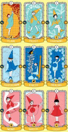 I wanna see a card captor sakura parody really badly now lol