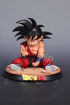 Wounded Kid Goku Battle Dragonball Resin Statue NEW Ioca Dragon Ball Z, Dragon Z, Dbz Toys, Anime Toys, Goku Wallpaper, Crazy Toys, Kid Goku, Steampunk, Cosplay