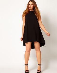 ASOS Curve | ASOS CURVE Swing Dress at ASOS