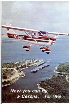 Nice Cessna 150 Ad