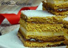 Prajitura cu suc de rosii (de post) Romanian Food, Romanian Recipes, Cornbread, Vanilla Cake, Gem, Cheesecake, Sweets, Cookies, Puddings