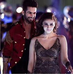 Alia Bhatt and Shahid Kapoor's second song from Shaandaar to be out tomorrow! Alia Bhatt and Shahid Kapoor are undoubtedly the cutest onscreen duo, and they are painting the town red with the promotions of Shaandaar. While Alia and Shahid gave a sneak peep of their 'Shaandaar' chemistry during the launch of the song Gulabo, they are coming your way once more with the second song of the movie.