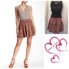 Free People Sun Skirt Free People Skirt * Mid-weight pure cotton * All-over printed design * Unlined finish * Stretch waist * Twin flap pocket detail * Regular fit - true to size * Machine wash * 100% Cotton No Trades ✅Reasonable Offers Considered ✅ Please use the 'offer' button to submit an offer. Free People Skirts