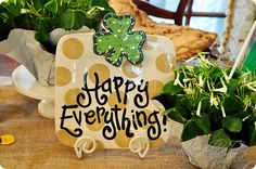 Coton Colors Happy Everything Plate