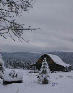 Whitefish, Montana - December 2013