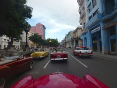 Nothing makes you feel like a kid again than a convertible car ride in #Havana #Cuba - It's like the Fountain of Youth. Learn more about #Cuba before you go by getting a copy of #cubicletocuba #travel #traveltips #travelphotography #adventure #books #adventuretravel #inspiration
