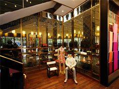 Shanghai Tang Cathay Mansion flagship store by Design MVW, Shanghai   China fashion