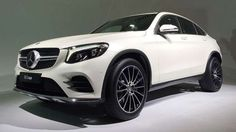 2016 Mercedes-Benz GLC Coupe revealed in New York